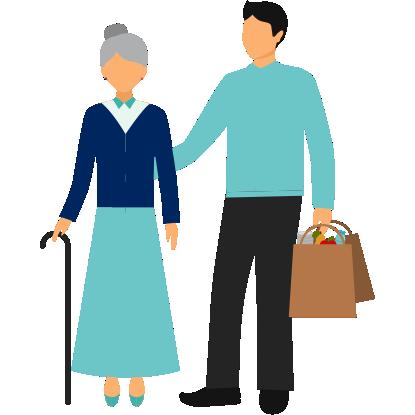 Помощь пожилым людям Социальный отдел Астрахань