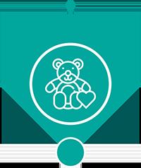 Подарки детям Социальный отдел Астрахань