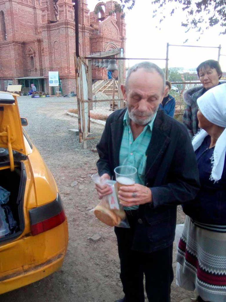 Благотворительный проект Добромобиль Социальный отдел Астрахань