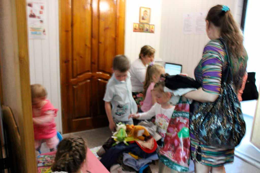 Гуманитарная помощь Социальный отдел Астрахань