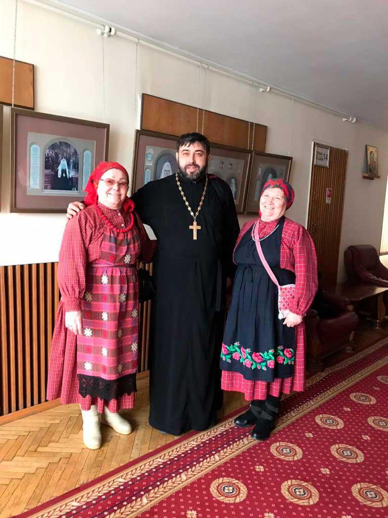 Рождественские встречи Социальный отдел Астрахань